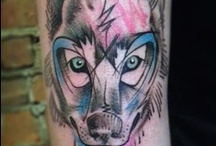 Wolves / by Tattoos
