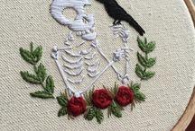crafty ~ needlework
