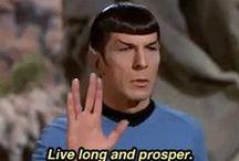 Star Trek Final Frontier / by Jeanne Kimsey