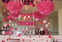 Baby Shower Ideas / by Lenna Raye