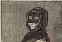 XVIIe et XVIIIe - Masques