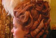 XVIIIe - Coiffures / Hairstyles