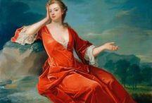 XVIIe - Robe déshabillée