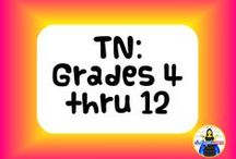TN: Grades 4 through 12 / Teacher's Notebook Products for upper elementary, middle school, and high school. Created by my fellow TN teacher-preneurs! Email me at TLanPollard@comcast.net if you wish to join our board!