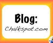 Chalkspot Teacher Store: Blog / Website for my store and my blog.