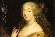 XVIIe - La grande Mademoiselle