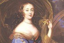 XVIIe - Athenaïs de Montespan