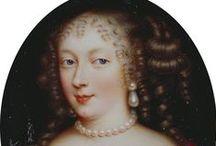 XVIIe - Henriette d'Angleterre