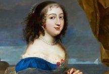 XVIIe - Françoise de Maintenon