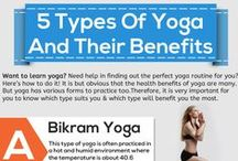 Yoga / Yoga postures & sequences that will both challenge and relax the  body & mind