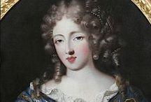 XVIIe - Louise de La Vallière