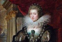 XVIIe - Anne d'Autriche