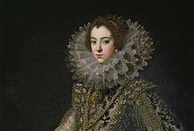 XVIIe - Elisabeth de France (Isabel d'Espagne)