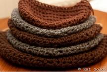 Crocheting / Crochet ideas / by Stayci McClure