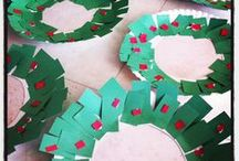 Christmas / Holiday teaching ideas and craft ideas for preschool and kindergarten.