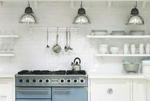 for my galley kitchen / my perfectly small galley kitchen that is... / by mybricole