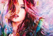 fashion illustration :) <3
