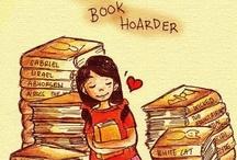 Bookworm / I love books. Nuff said.