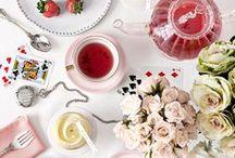Teatime / Afternoon tea