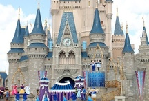 Disney / by Jill Martin