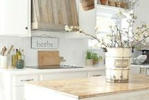 Country Kitchens / Inspiration for a new country kitchen.