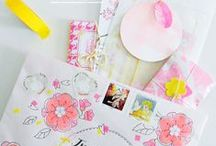 Stationery, snail mail, and planner love