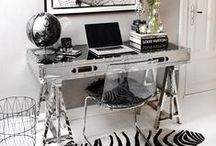 Stylish Home Office / Storage essential!