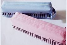 Pencil Case / Music Pencil Case