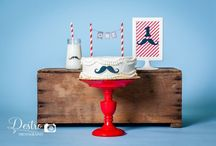 Client Inspiration - Mustache First Birthday