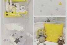 Little Nursery Ideas / Baby Room