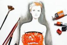 Illustration Inspiration / Like!