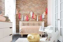 baby room / by Maegan Snyder
