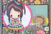{Chi Chi Memories Design Team} / Where I post my creations for the Chi Chi team.