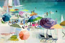 Art | Coastal | Inspired / Art work inspired by coastal living