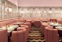 India Mahdavi Interiors / Interior Designer of the chic and glam look