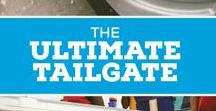 Tailgating / Gather up your friends and set up the truck bed, it's game time.