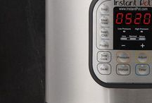 Under Pressure / Instant pot, electric pressure cooker recipes