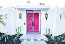 Palm Springs inspo