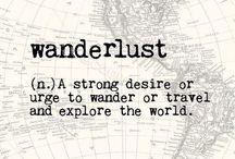 Wanderlust / by Jill Blauwkamp