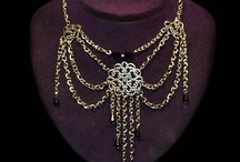 Necklaces / Goth, Victorian, Metal, Rockabilly, Lolita, etc! / by Veil Of Visions