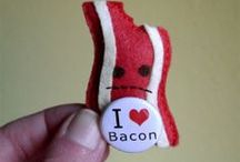 Bacon! / A Board about BACON!!! :)