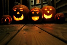 TRICK OR TREAT / by Louise Foley