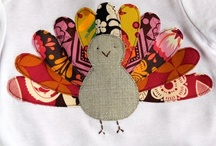 GOBBLE  GOBBLE  GOBBLE / by Louise Foley