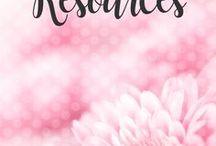 POSH // Resources / Design Resources, Blog Resources, Website Resources, Social Media Resources