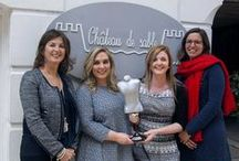 Château de Sable Team / We welcome you to our beautiful boutique in Chester. We are always delighted to assist you.