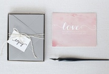 Cards & Invitations / by Gina