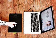 Gadgets / by Shontal [The Preppy Scientist]