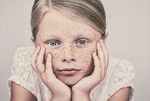 Freckles / by Kathy Kaysen Oaks