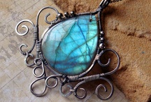 Wire Wrapping / This board is about wire wrapping techniques and inspiration.