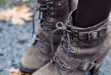 Fall/Winter Clothes and Shoes / by Michaela McElroy Conover
